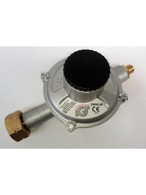 High capacity propane regulator 30 mbar