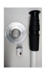 Safely discharge flue gases from your indoor water heater with a flue pipe. | Propanegaswaterheaters.com