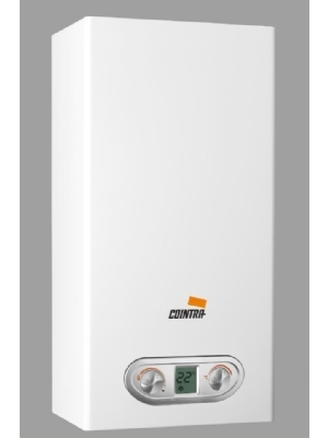 Latest version of the Supreme water heaters also useful in combination with a solar installation