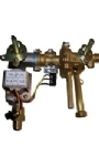 Gas/water valve assembly for Cointra EB-10 / COB-10 | Propanegaswaterheaters.com