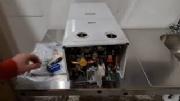 Installation of the TTulpe Indoor B series gas water heaters